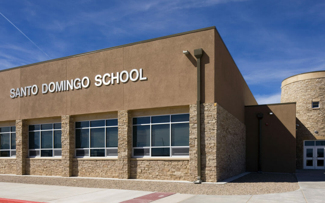 Santo Domingo Elementary and Middle School